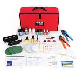 Anaerobic Connector Installation Tool Kit for Anaerobic and Anaerobic Glass-Insert Connectors (GIC)