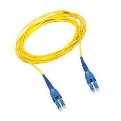 Cavalier de solutions Pretium EDGE, fibre 2, LC Uniboot à LC Uniboot, câble d'interconnexion, vertical, monomode à pliage rehaussé (OS2), 5m
