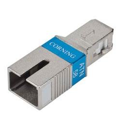 In-Line Optical Attenuators, Flat Wavelength, SC UPC, 10 dB