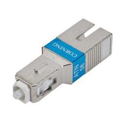 In-Line Optical Attenuators, Flat Wavelength, SC UPC, 20 dB