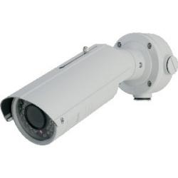 TruVision 3MPX WDR IP ouvert STD, Progressive Scan CMOS plein air Bullet, vrai D/N, AI 2,7-9 mm motorisé, IR LED, ONVIF/PSIA, cadence NTSC, PoE/12 V DC