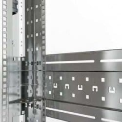 "19"" Server Rack, RSF 42U, width 800mm, depth 1200mm"