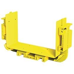 OptiWay Joiner, 300 mm X 100 mm, Yellow