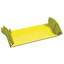OptiWay 300 45-degree Outside Angle Hinged Cover, Yellow