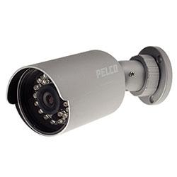 "Caméra ""Bullet"" IR, TVL 600, 12 V, NTSC, 3,6 mm lentille"