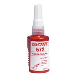 LOCTITE 572 50ML PIPE SEAL    SLOW CURE