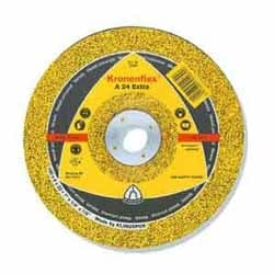 230 x 6 x 22.2mm Depressed Centre Grinding Disc - A24EXTRA
