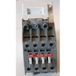 AL26 21 AC & 21 DC operated block contactor, UL rated, 4 pole - 4 NO power poles