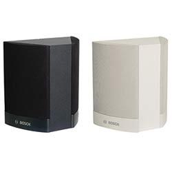 haut-parleur du cabinet 12 watt bidirectionnel, blanc