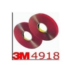 3M 4918F 19MM X 16.5M VHB TAPECLEAR