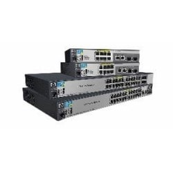 2520-24G-PoE Switch - 24-Port Fully Managed Layer 2 Switch
