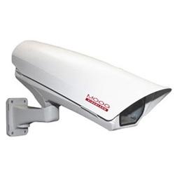 Caméra fusion logement, robuste de la série enceinte environnementale, avec alimentation-thru mur/poteau ne monter, aucuns électronique inclus