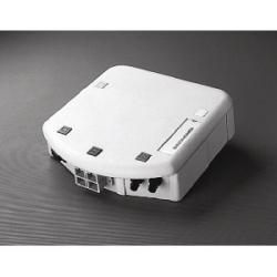 CONNECTOR PANEL FOR WMO-XX    T568B 2 RJ45 COPPER CONN PANELW/PANDUIT JACK WHITE