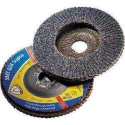 115 x 22.2mm x 40 Grit Alumina Zirconia Mop Disc - SMT624