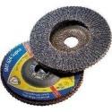 180 x 22.2mm x 60 Grit Alumina Zirconia Mop Disc - SMT624