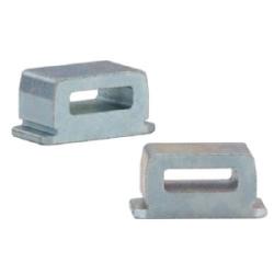 STEEL CABLE TIE MOUNT ZINC    PLATE PEM TD-40-4ZI