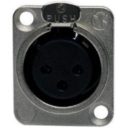 iStation connecteur Audio/Video, Pro-AV XLR, 3-pole, souder, 10-pack