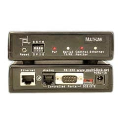 The ICM is a web based network manager used to control any of Multi-Link's power control base units.