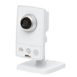 M1054 Bundle avec quatre unités de caméras réseau M1054 et une licence de Base 4-caméra AXIS Camera Station vidéo de logiciels de gestion pour la surveillance, l'enregistrement, de lecture et de gestion d'événements