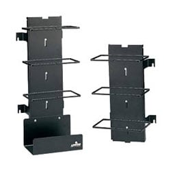 Vertical Cord Manager, 300-Pair, Wall Mount, 16 Gauge Steel, For Extension Unit