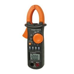 600 Amp AC Digital Clamp Meter with Temperature