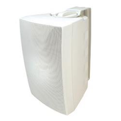 AWX série tous temps extrême haut-parleur intérieur/extérieur avec 5,25 po noir avec paire de transformateur