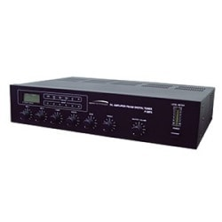 Amplificateur 30 watts P.A. avec 30 préréglage Digital FM / AM Tuner