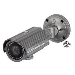 Intensifier3Series intérieur/extérieur Bullet caméra - 2,8-12 mm Auto Iris objectif Vari-focal, boîtier gris foncé