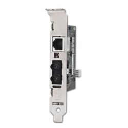 Convertisseur de média Ethernet PC Card, McPC TX/FX 100 Mbits/s - PCI, TX/FX-SM1310/PLUS-SC