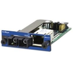 Mbit/s 10 Media Converter Module - McPIM, TP/FO-MM1300-SC