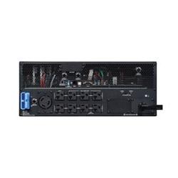 SmartPro 120V 3kVA 2.88kW Line-Interactive Sine Wave UPS, 4U Short Depth, Extended Run, Network Card Options, USB, DB9