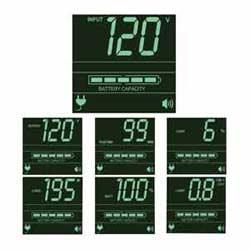 SmartPro 120V 3kVA 2.25kW Line-Interactive Sine Wave UPS, 2U, Extended Run, Network Card Options, LCD, USB, DB9