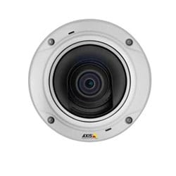 M3026-VE Outdoor-ready, Vandal-resistant, Day/Night, Fixed Minidome Camera, 3MP/HDTV 1080p
