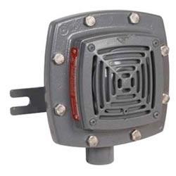 870EX Series Vibrating Horn, DC, Diode Polarized, 24V DC, 20.0 Ohms