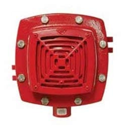 870EX Series Hazardous Location, Diode Polarized Horn, 20-24V DC, 20.0 Ohms