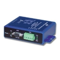 Heavy Industrial RS-232 to RS-422/485 Isolated Converter