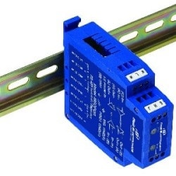RS-485/422 Isolated Repeater, DIN Rail