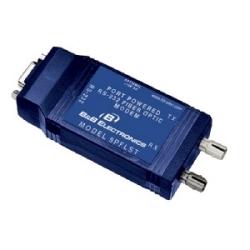 Port RS-232 DB9 alimenté par fibre optique Modem