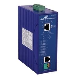 DIN Rail Ethernet cuivre Extender (aucune alimentation incluse). Vendu dans des emballages simples - deux requis par le système