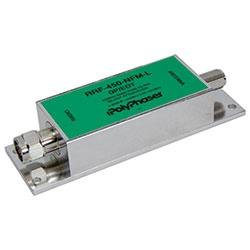RF Coaxial Protector, 450MHz bande Pass Filter, N femelle/mâle, Locomotive