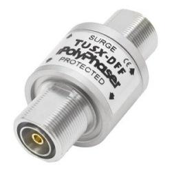 Low Pim, DC Short Coaxial Protector 300MHz TO 1.2GHz UHF SX BI-DIRFEM/FEM