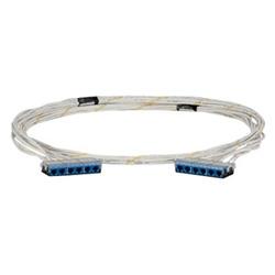 Cordon de raccordement, Cat 5e SD, 28 AWG CM Violet/LSZH câble UTP, 1m de cuivre