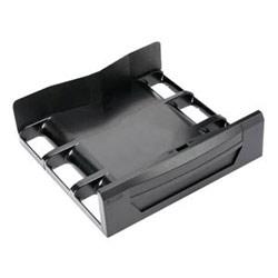 """Unité de base pour Net-accès Vertertical tuyau, système d'acheminement par câble CabRunner frais généraux, 6"""" 150mm de parois latérales, comprend carénage et attaches, noir"""