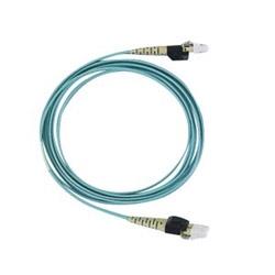 Fiber Patch Cord, PanView, LSZH 50/125 OM3, LC-LC, 2m