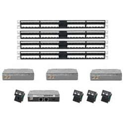 PanView iQ Modular Intelligent Panel System, 96 Ports