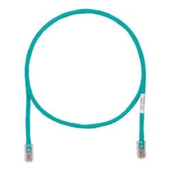 Copper Patch Cord, Cat 5e, Green UTP Cable, 135 Ft
