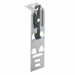 Single-Level Drop étrier métallique, Pack de 10