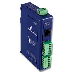 Ethernet Serial serveur, (2) Serial to, Ethernet 1/10 (100) RJ45