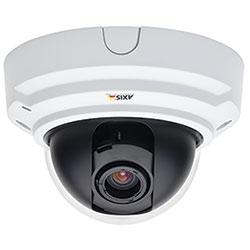 P3343 SVGA, fixé le dôme caméra 2,5-6 MM DC-IRIS, H.264 jour/nuit, PoE