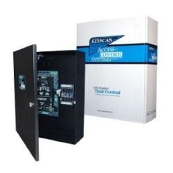 ca keyscan ca reader access anixter ca250 2 reader access control panel